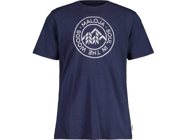 Maloja RotbirneM. SS T-Shirt Men night sky